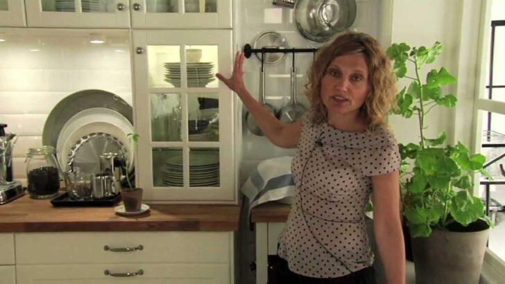 Medium Size of Ikea Fr Kleine Rume 7 M Kche Grten Rezepte Youtube Bad Renovieren Ideen Miniküche Wohnzimmer Tapeten Stengel Mit Kühlschrank Wohnzimmer Miniküche Ideen