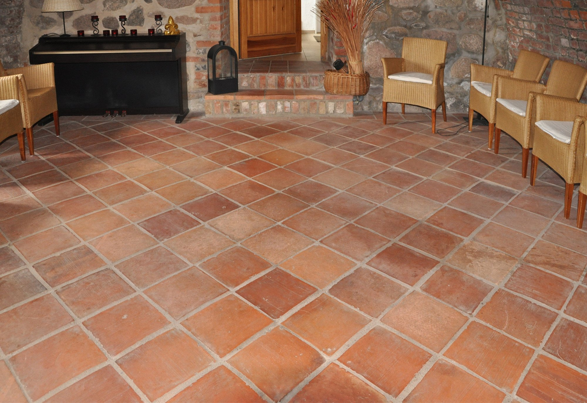 Full Size of Italienische Bodenfliesen Terracottafliesen Oder Cottoplatten Fliesen Und Platten Bad Küche Wohnzimmer Italienische Bodenfliesen