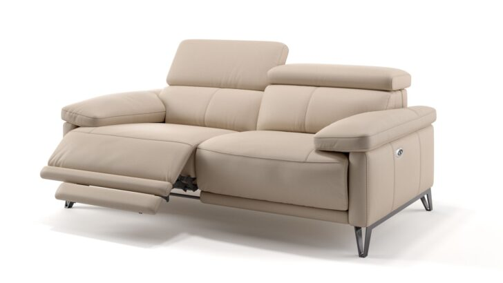 Medium Size of Relaxsofa Elektrisch 2 Sitzer Celano Mit Leder Bezug Sofanella Sofa Relaxfunktion Elektrischer Sitztiefenverstellung Elektrische Fußbodenheizung Bad Wohnzimmer Relaxsofa Elektrisch