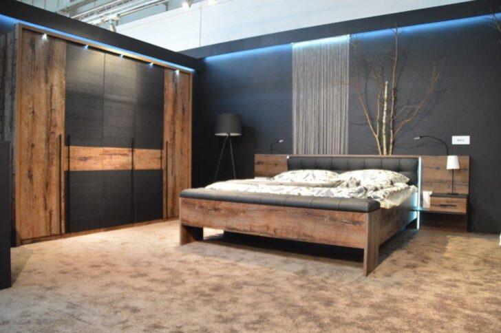 Medium Size of Schlafzimmer Komplett Schwarz Eiche Viso 2 Teilig Komplettangebote Kommode Set Mit Matratze Und Lattenrost Bett 180x200 Günstige Lampe 160x200 Schränke Wohnzimmer Schlafzimmer Komplett Schwarz
