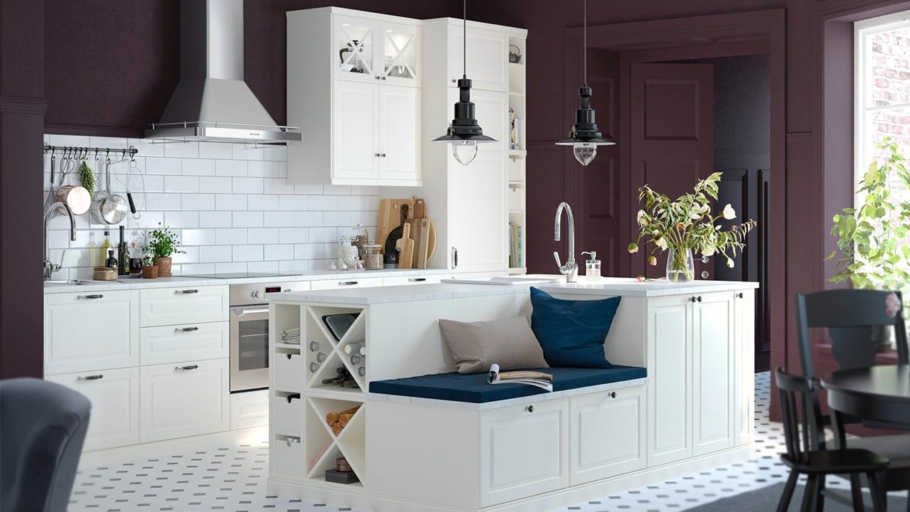 Full Size of Kche Online Kaufen Küchen Regal Freistehende Küche Wohnzimmer Freistehende Küchen