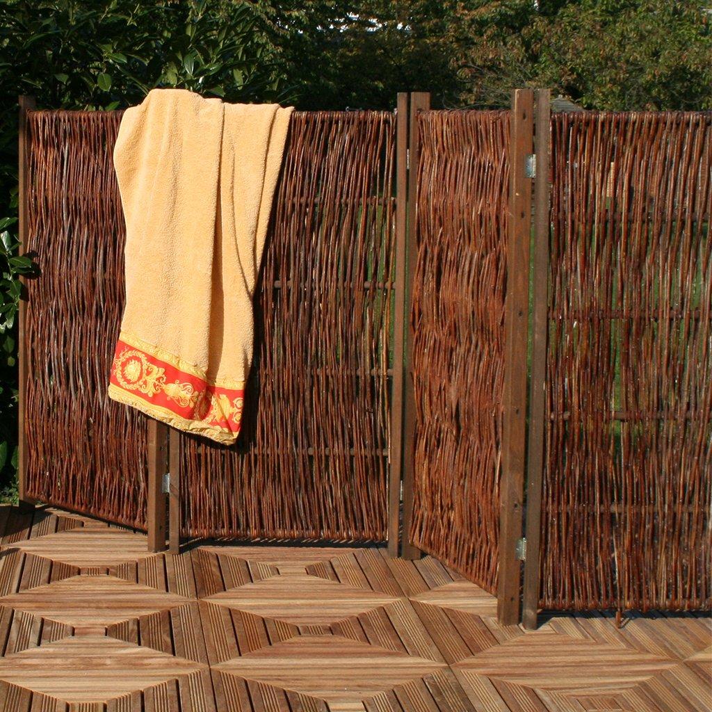 Full Size of Paravent Garten Obi Wetterfest Ikea Toom Bambus Hornbach Standfest Loungemöbel Holz Einbauküche Nobilia Schwimmingpool Für Den Holzbank Truhenbank Sauna Wohnzimmer Paravent Garten Obi
