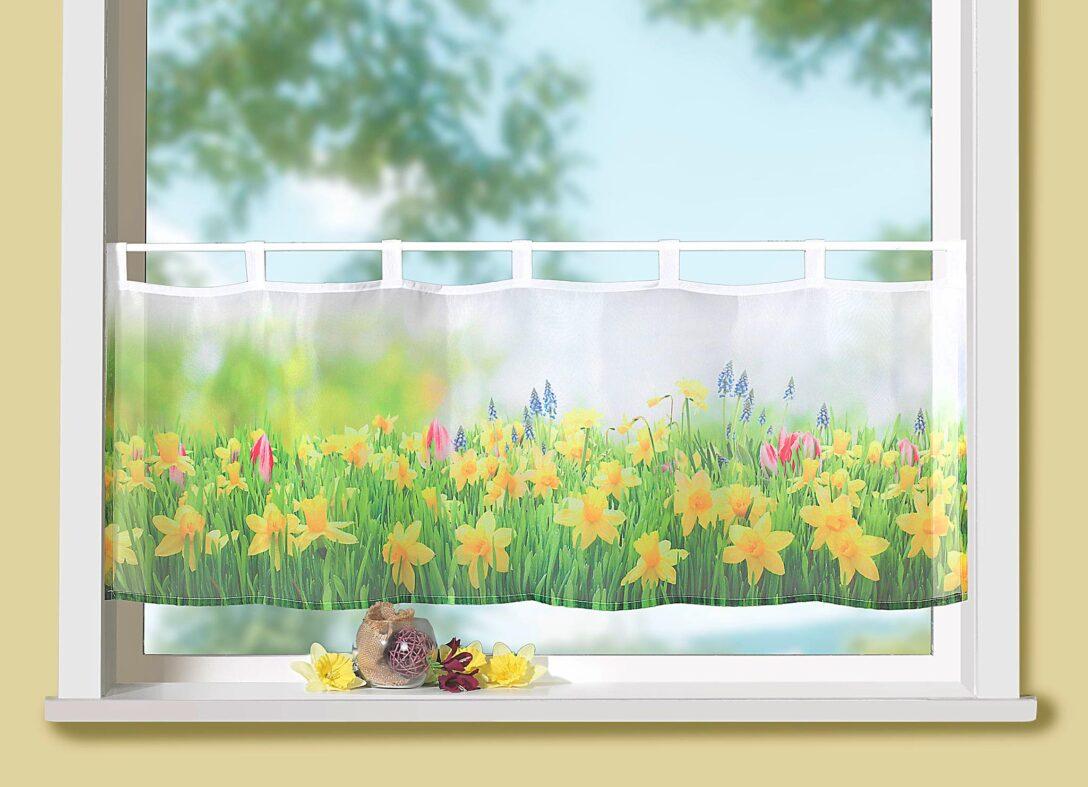 Large Size of Küchenvorhang Kchengardinen In Vielen Hbschen Designs Im Bader Onlineshop Wohnzimmer Küchenvorhang