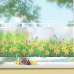 Küchenvorhang Wohnzimmer Küchenvorhang Kchengardinen In Vielen Hbschen Designs Im Bader Onlineshop