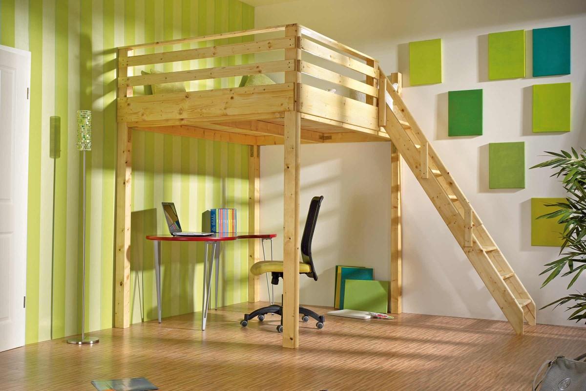 Full Size of Kinderbett Diy Hochbett Selber Bauen Anleitung Von Hornbach Wohnzimmer Kinderbett Diy
