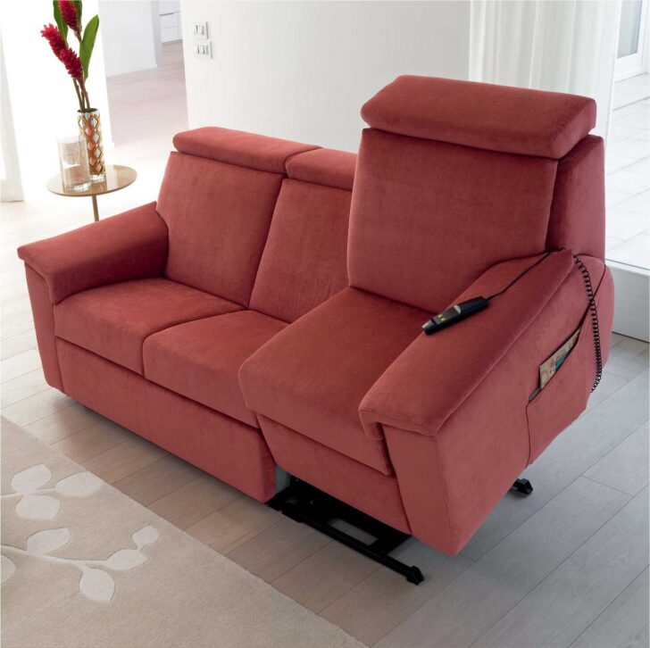 Medium Size of Vulcano Rotes Sofa Mit Relaxfunktion Und Aufstehhilfe Diotticom Elektrische Fußbodenheizung Bad Elektrisch Elektrischer Sitztiefenverstellung Wohnzimmer Relaxsofa Elektrisch