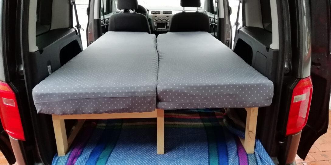 Large Size of Diy Caddy Bett Zum Ausziehen Eine Baubeschreibung Mit Ausziehbett Wohnzimmer Ausziehbett Camper