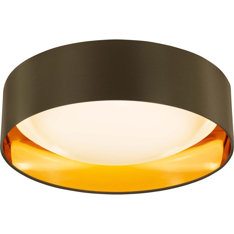 Full Size of Obi Lighting Deckenleuchte Aliano 40 Cm Braun Gold A Kaufen Deckenleuchten Bad Nobilia Küche Wohnzimmer Fenster Einbauküche Regale Schlafzimmer Wohnzimmer Obi Deckenleuchten