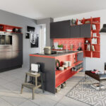 Alno Küchen Wohnzimmer Ideen Fr Kchen Farbgestaltung 11 Bilder Von Farbigen Alno Küche Küchen Regal