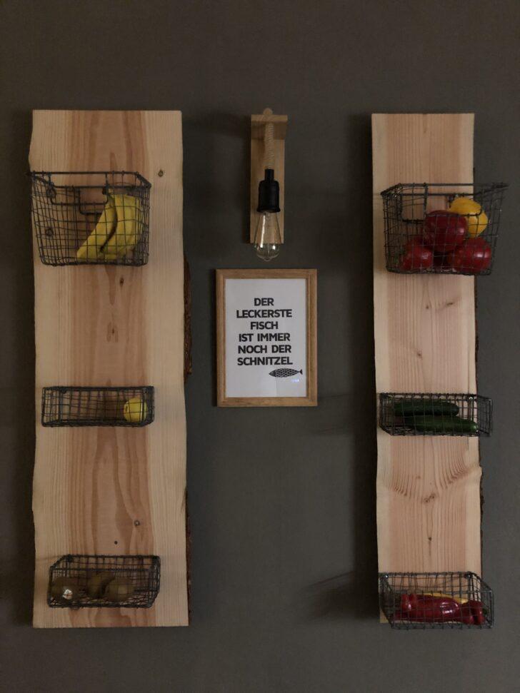 Medium Size of Obst Aufbewahrung Wand Eine Mit Natrlich Gewachsenem Brett Und Krben Fr Schlafzimmer Wandtattoo Wandregal Küche Badezimmer Sprüche Betten Wandlampe Garten Wohnzimmer Obst Aufbewahrung Wand