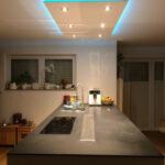 Deckensegel Lisego Quadro Saubere Küche Umziehen Einhebelmischer Werkbank Hängeschrank Arbeitsplatte Unterschränke Vorratsdosen Wandtatoo Inselküche Wohnzimmer Strahler Küche
