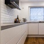 Küche Betonoptik Holzboden Unser Kchen Makeover Inkl Pleiten Magnettafel Müllsystem Einrichten Hochglanz Grau Eckschrank Einbauküche Nobilia Hängeschränke Wohnzimmer Küche Betonoptik Holzboden