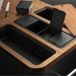 Everdure Hbpk Mobile Outdoorkche Amazonde Baumarkt Küche Wohnzimmer Mobile Outdoorküche