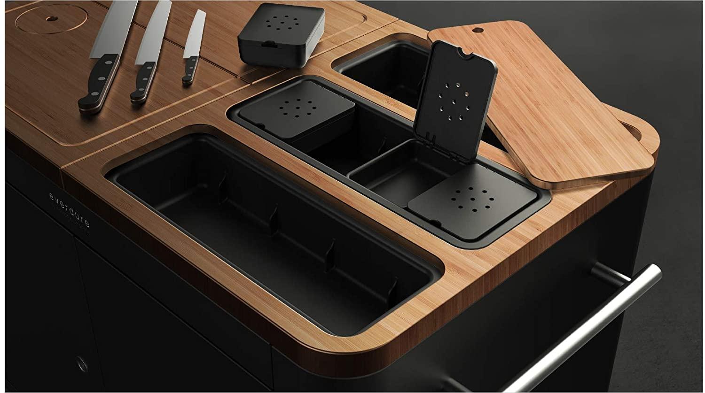 Full Size of Everdure Hbpk Mobile Outdoorkche Amazonde Baumarkt Küche Wohnzimmer Mobile Outdoorküche