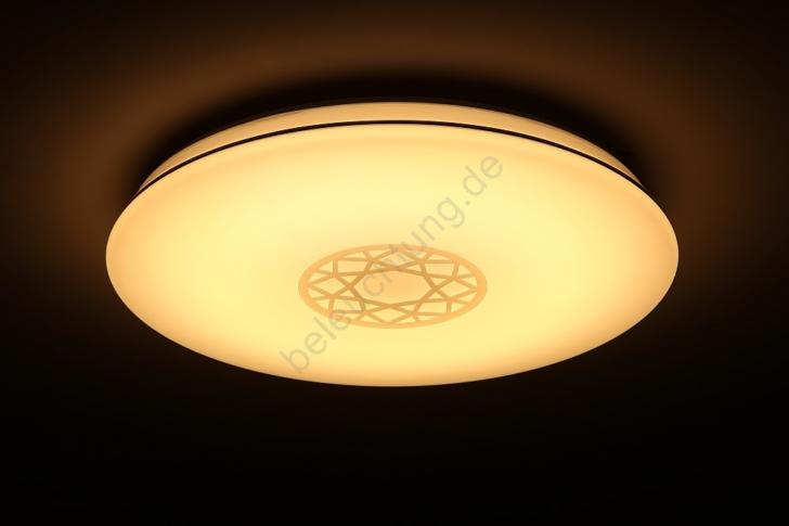 Medium Size of Deckenlampe Led Dimmbar Amazon Deckenleuchte Wohnzimmer Farbwechsel Obi Fernbedienung Ebay Rund 100 Cm Mit Test Anlernen Bauhaus Led Deckenleuchte Flach Wohnzimmer Deckenlampe Led Dimmbar