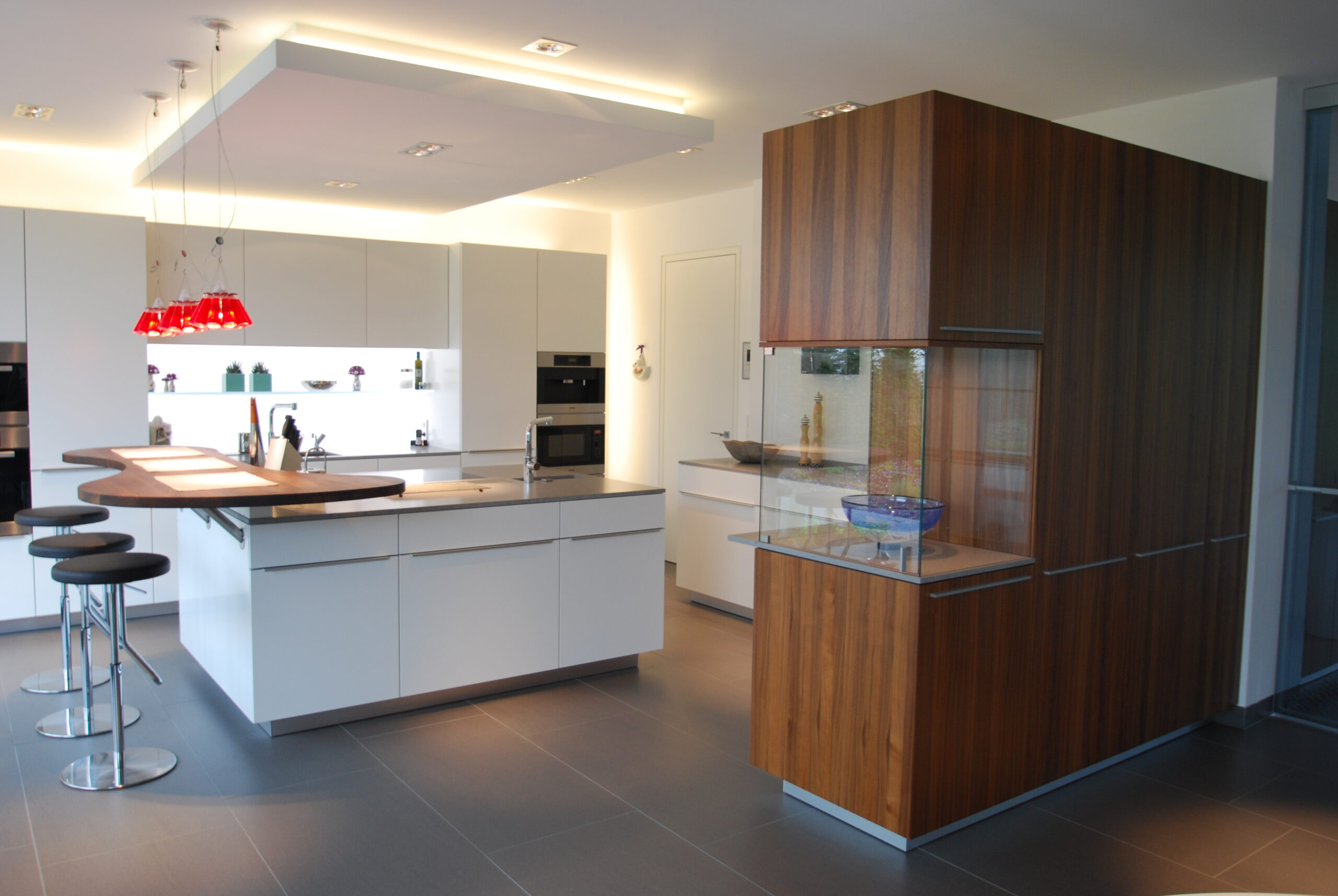 Full Size of Hängeregal Kücheninsel Traumkche Tischlerei Backmann Mnster Küche Wohnzimmer Hängeregal Kücheninsel