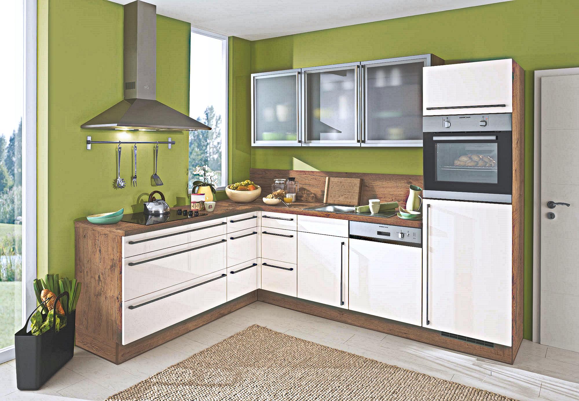 Full Size of Nolte Küchen Glasfront Magnolie Wildeiche L Kche Fr Nur 2444 Hochwertige Kchen Küche Betten Regal Schlafzimmer Wohnzimmer Nolte Küchen Glasfront