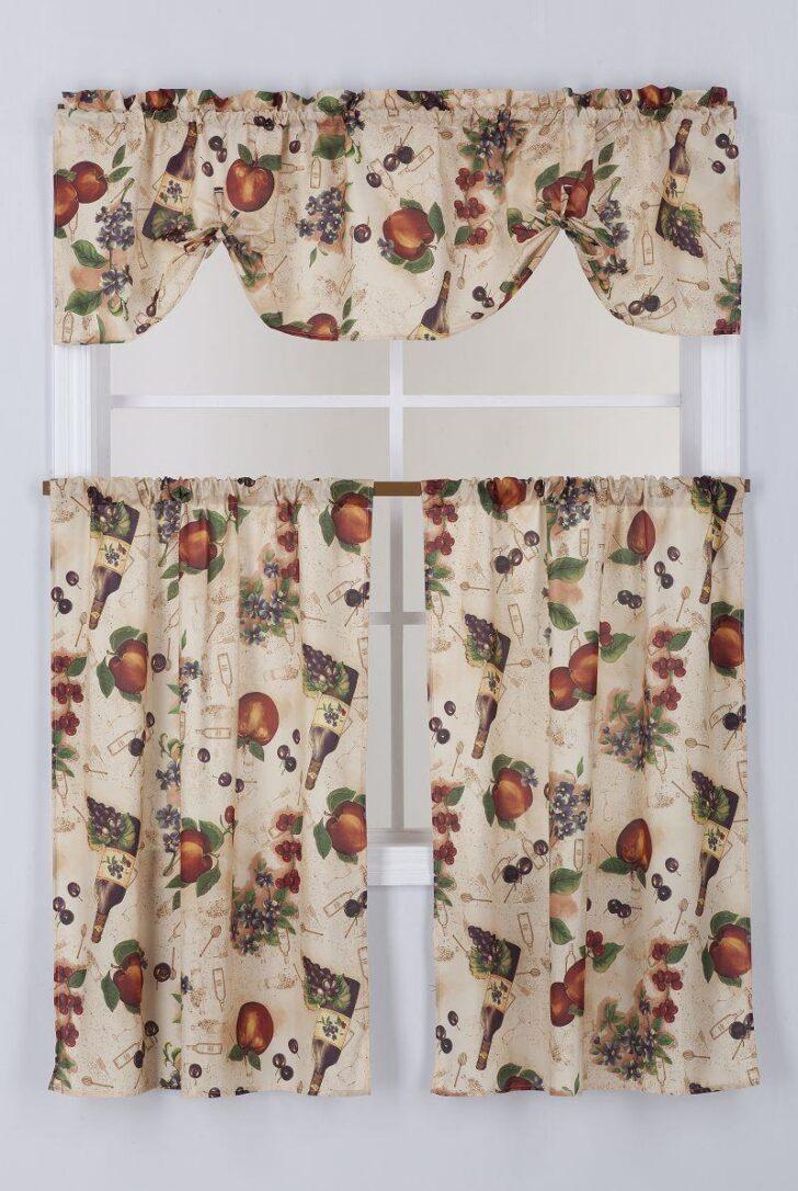 Medium Size of Küchenvorhang Kchenvorhang Sets Zum Kleinen Preis Gnstige Wohnzimmer Küchenvorhang
