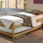 Zwei Betten Gleicher Gre Unser Ausziehbett On Top Ausklappbares Bett Wohnzimmer Klappbares Doppelbett