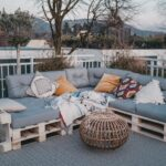 Couch Terrasse Paletten Fr Berries Passion Wohnzimmer Couch Terrasse
