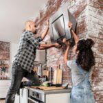 Küchen Tapeten Abwaschbar Für Küche Fototapeten Wohnzimmer Die Regal Schlafzimmer Ideen Wohnzimmer Küchen Tapeten Abwaschbar