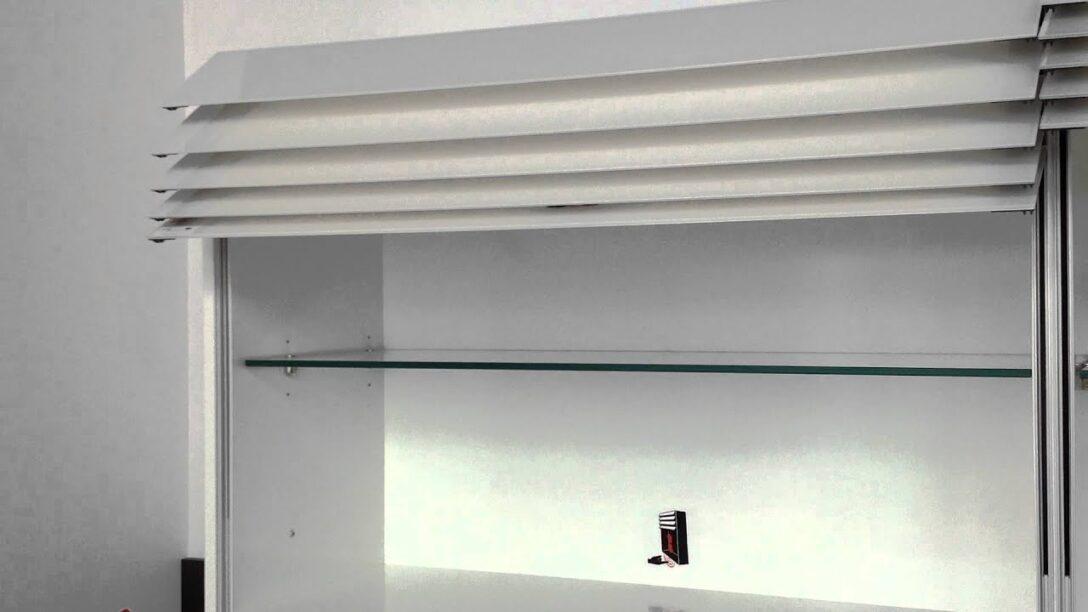 Large Size of Jalousieschrank Küche Glas Landhausstil Fototapete Landhausküche Weiß Esstisch Ausziehbar Abfalleimer Was Kostet Eine Neue Stehhilfe Hängeschrank Wohnzimmer Jalousieschrank Küche Glas