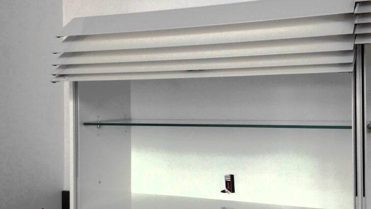 Medium Size of Jalousieschrank Küche Glas Landhausstil Fototapete Landhausküche Weiß Esstisch Ausziehbar Abfalleimer Was Kostet Eine Neue Stehhilfe Hängeschrank Wohnzimmer Jalousieschrank Küche Glas