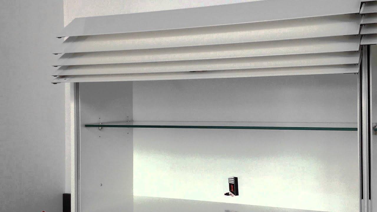Full Size of Jalousieschrank Küche Glas Landhausstil Fototapete Landhausküche Weiß Esstisch Ausziehbar Abfalleimer Was Kostet Eine Neue Stehhilfe Hängeschrank Wohnzimmer Jalousieschrank Küche Glas