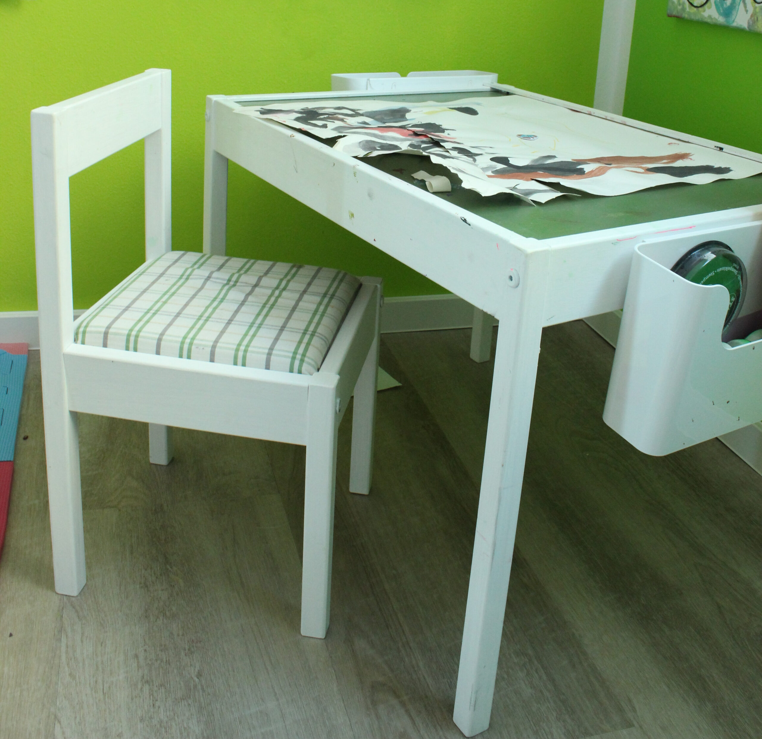 Full Size of Ikea Hacks Aufbewahrung Diy Kreativ Malecke Im Kinderzimmer Noch So Ne Mutti Mamablog Betten 160x200 Bei Küche Kaufen Kosten Modulküche Sofa Mit Wohnzimmer Ikea Hacks Aufbewahrung