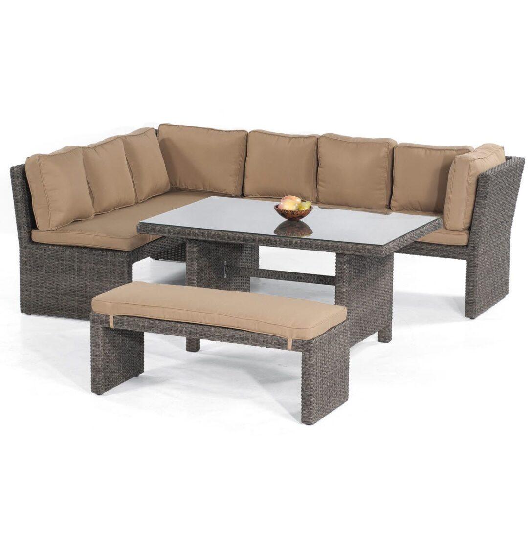 Large Size of Kalibo Sitzgruppe 6 Teilig Geflecht 20 Dining Lounge Mbel Luxus Küche Garten Wohnzimmer Outliv. Kalibo Sitzgruppe 6 Teilig Geflecht