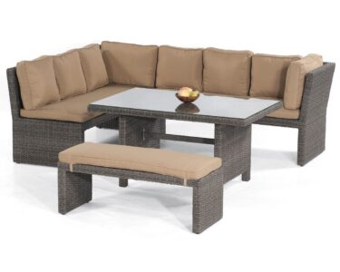 Outliv. Kalibo Sitzgruppe 6-teilig Geflecht Wohnzimmer Kalibo Sitzgruppe 6 Teilig Geflecht 20 Dining Lounge Mbel Luxus Küche Garten