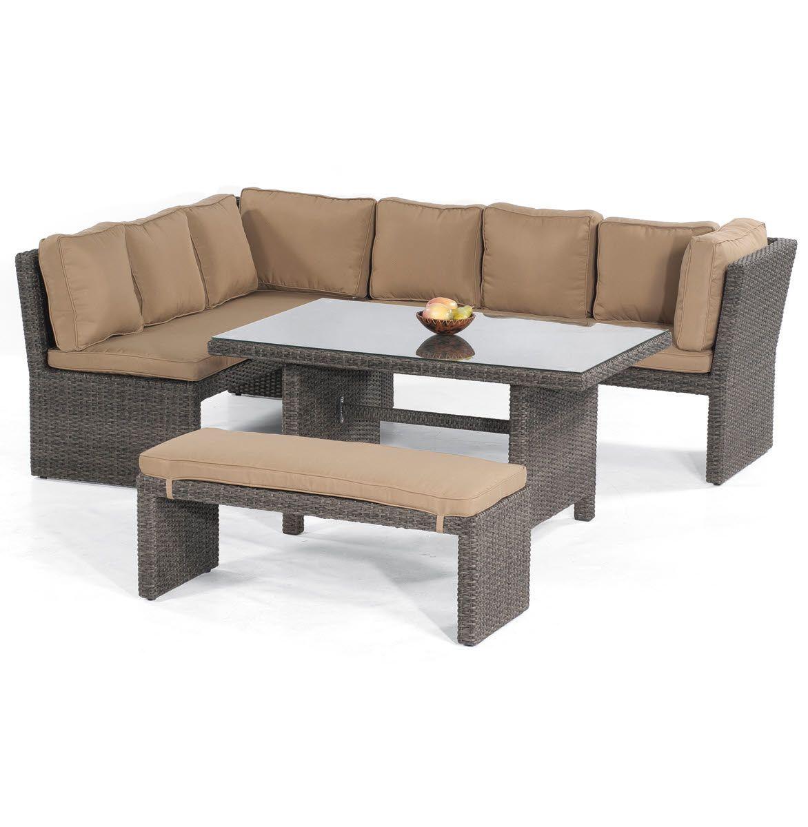 Full Size of Kalibo Sitzgruppe 6 Teilig Geflecht 20 Dining Lounge Mbel Luxus Küche Garten Wohnzimmer Outliv. Kalibo Sitzgruppe 6 Teilig Geflecht
