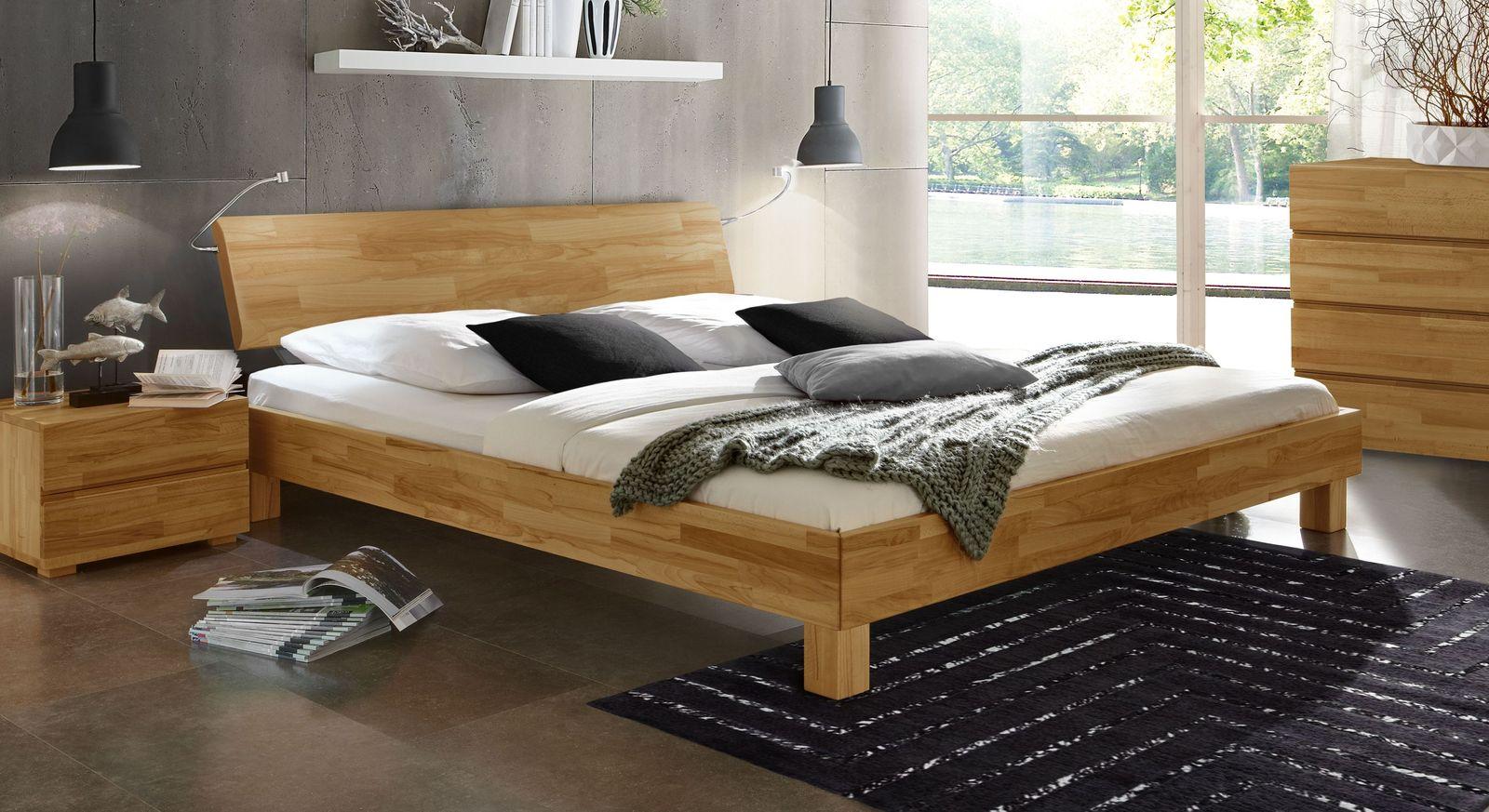 Full Size of Niedrige Betten Weies Bett Monza Aus Buchenholz Online Bettende Amazon 180x200 Ikea 160x200 Für Teenager Hasena Meise Schramm Außergewöhnliche Mit Wohnzimmer Niedrige Betten