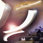 Wohnzimmer Deckenstrahler Lampe Dimmbar Moderne Anordnung Led Einbau Deckenleuchte Design Indirekte Beleuchtung Hängeschrank Deko Bilder Xxl Tischlampe Decke Wohnzimmer Wohnzimmer Deckenstrahler