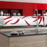 Küchen Glasbilder Regal Küche Bad Wohnzimmer Küchen Glasbilder
