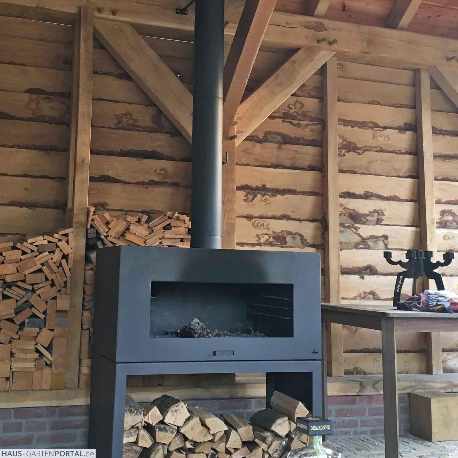 Full Size of Holzlege Cortenstahl Garten Grillkamin Odin Feuerstelle Schwarz Wohnzimmer Holzlege Cortenstahl