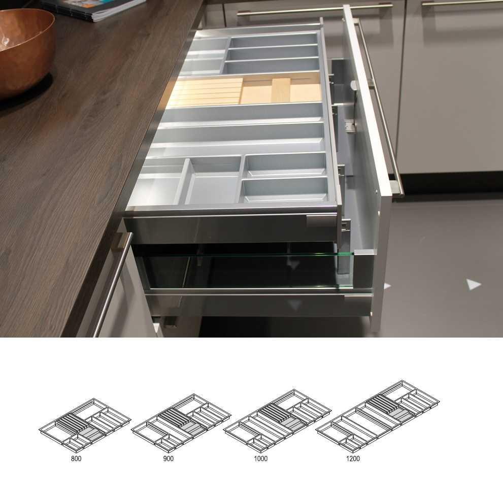 Full Size of Nobilia Besteckeinsatz 90 Holz 40 60 Cm Move Mit Messerblock 100 Trend Küche Einbauküche Wohnzimmer Nobilia Besteckeinsatz
