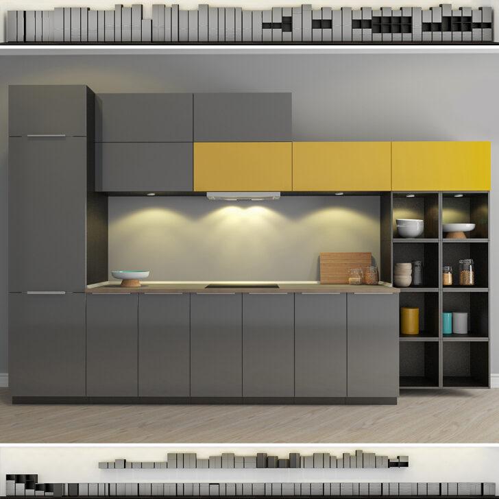 Medium Size of Ringhult Ikea Modelo 3d Cocina Turbosquid 1046183 Küche Kosten Betten Bei 160x200 Sofa Mit Schlaffunktion Miniküche Kaufen Modulküche Wohnzimmer Ringhult Ikea