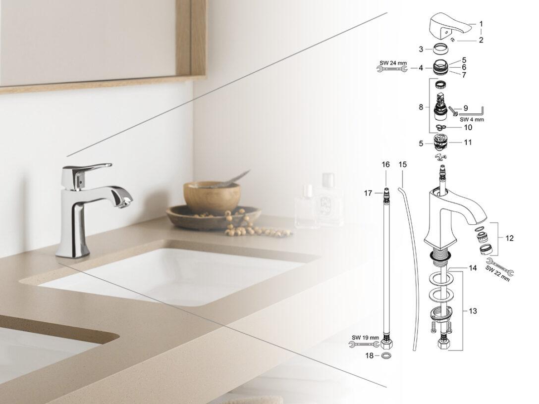 Large Size of Hansgrohe Ersatzteile Und Serviceteile Bad Online Suchen Grohe Dusche Thermostat Velux Fenster Wohnzimmer Grohe Küchenarmatur Ersatzteile