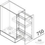 Nolte Apothekerschrank Wohnzimmer Nolte Kchen Apothekerschrank Uvk30 Gnstig Kaufen Betten Küche Schlafzimmer