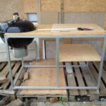 Grill Beistelltisch Ikea Weber Tisch Selber Bauen Ch Metall Miniküche Modulküche Betten 160x200 Küche Kosten Kaufen Sofa Mit Schlaffunktion Bei Wohnzimmer Grillwagen Ikea