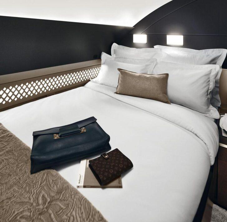 Medium Size of Bett Ausklappbar Zum Doppelbett First Cletihad Plant Im A380 Ein Fliegendes Hotelzimmer Welt Bette Duschwanne Kinder 140x200 Ohne Kopfteil Moebel De Betten Wohnzimmer Bett Ausklappbar Zum Doppelbett