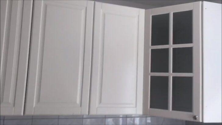 Medium Size of Glas Hängeschrank Küche Kchen Hngeschrank Wand Montage Kchenmontage Hngeschrnke Deckenlampe Wellmann Sitzgruppe Single Singleküche Mit Kühlschrank Wohnzimmer Glas Hängeschrank Küche