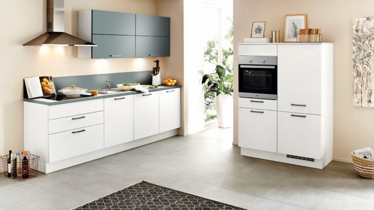 Medium Size of Wandabschlussleiste Arbeitsplatte Kche Montieren Nobilia Küche Einbauküche Wohnzimmer Nobilia Wandabschlussleiste