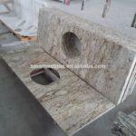 Granit Arbeitsplatte Wohnzimmer Granit Arbeitsplatte Kalahari Gold Goldene Kchenarbeitsplatte Küche Sideboard Mit Granitplatten Arbeitsplatten