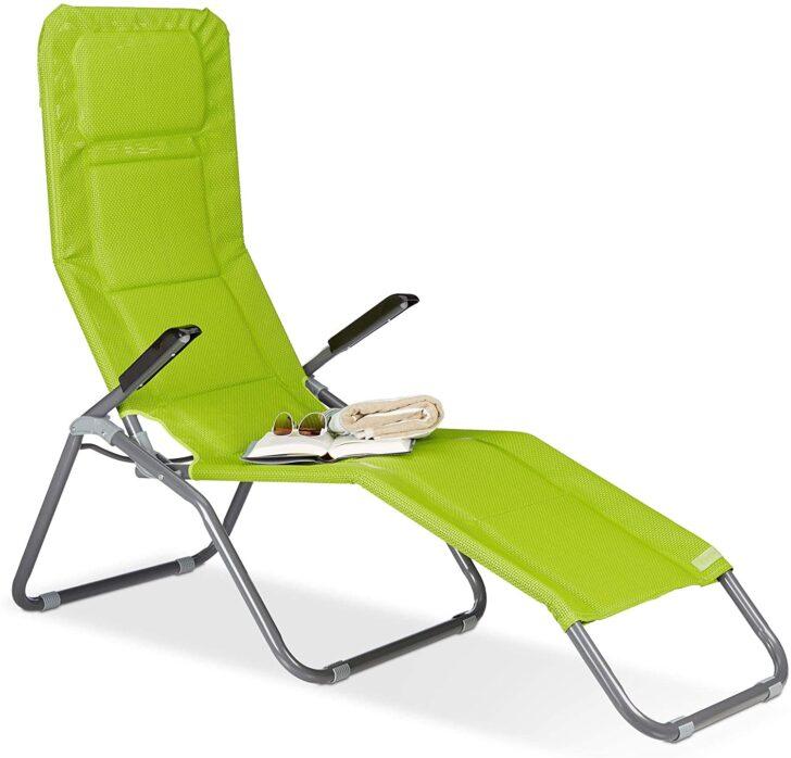 Medium Size of Amazonde Relaxdays Gartenliege Xxl Bis 150 Kg Belastbar Relaxsessel Garten Aldi Wohnzimmer Kippliege Aldi