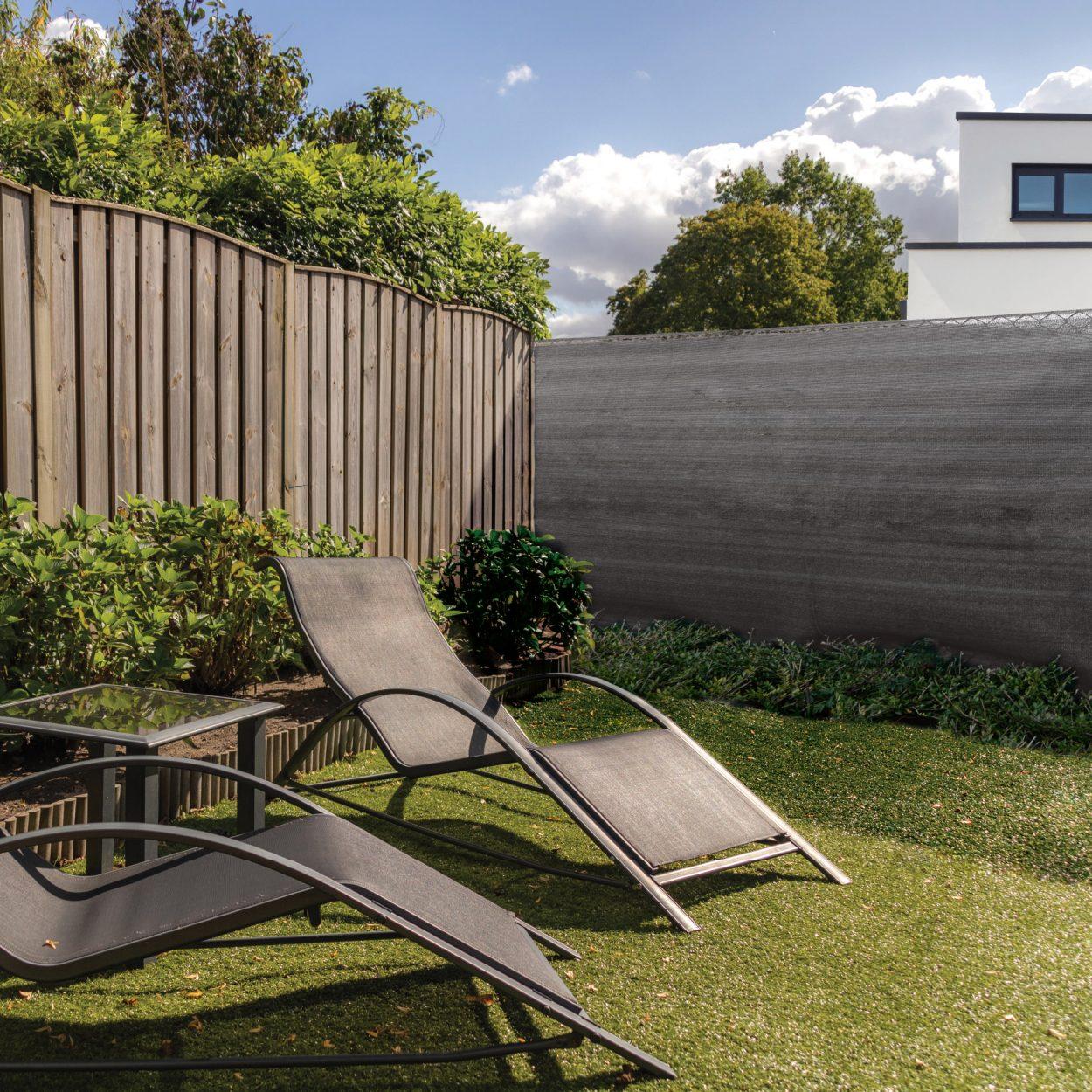 Full Size of Sichtschutz Aldi Gnstig Bei Für Garten Sichtschutzfolie Fenster Wpc Holz Im Einseitig Durchsichtig Wohnzimmer Sichtschutz Aldi