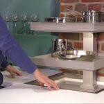 Tote Ecken In Der Kche Sinnvoll Nutzen Quanto Versenkbare Ecke Regal Würfel Eiche Küche Bauen Was Kostet Eine Neue Schuh Kinderzimmer Modulküche Ikea Vinyl Wohnzimmer Regal Küche Arbeitsplatte