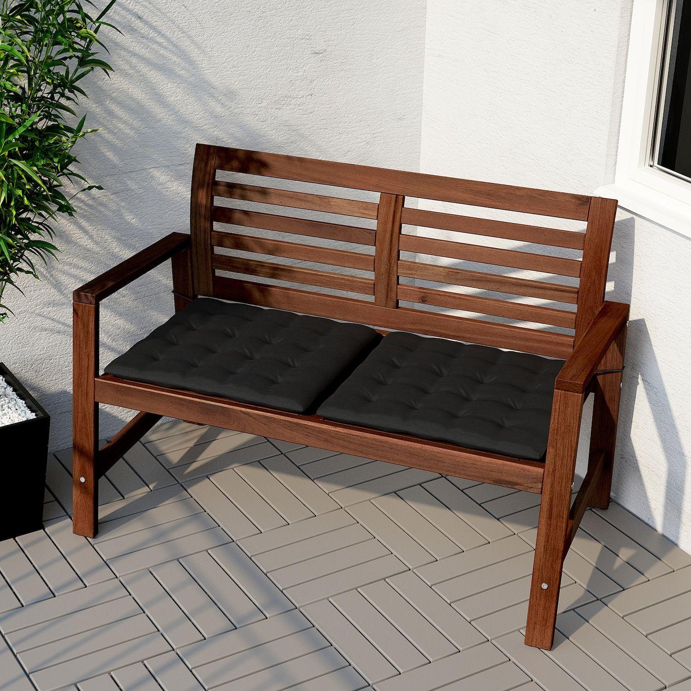 Full Size of Gartenliege Ikea Pplar Bank Mit Rckenlehne Auen Braun Las Betten 160x200 Modulküche Küche Kosten Kaufen Sofa Schlaffunktion Bei Miniküche Wohnzimmer Gartenliege Ikea