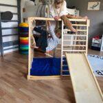 Spielgerst Photos And Videos Klettergerüst Garten Wohnzimmer Kidwood Klettergerüst